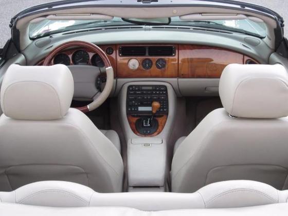 2001 Jaguar XK-Type 8