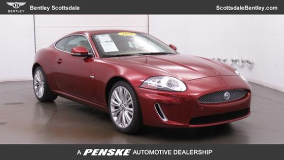 2011 Jaguar XK-Type 8:24 car images available