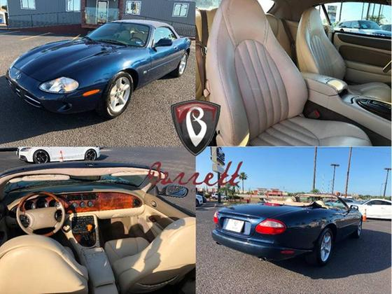 1997 Jaguar XK-Type 8:24 car images available