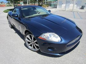 2008 Jaguar XK-Type 8