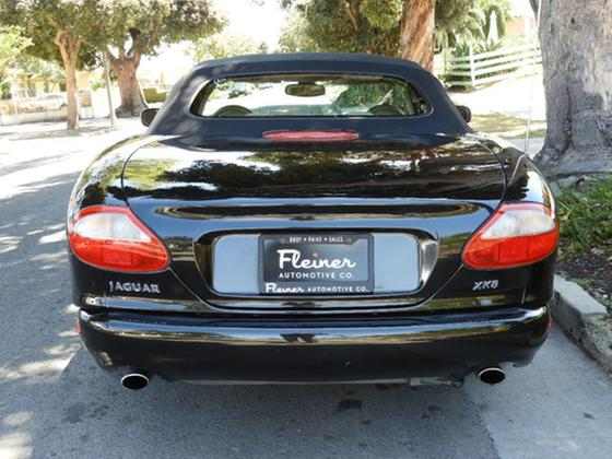 1999 Jaguar XK-Type 8