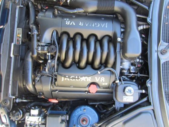 2002 Jaguar XK-Type 8