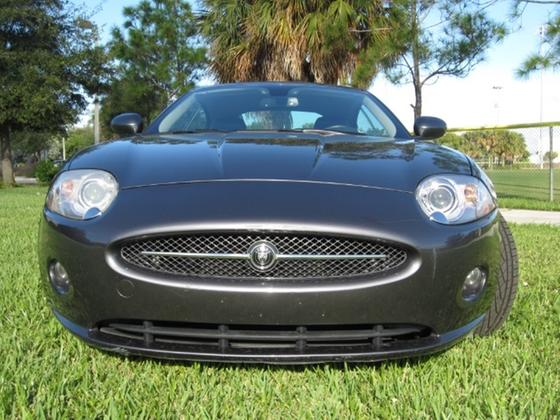 2007 Jaguar XK-Type 8