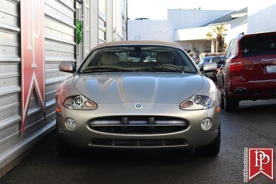 2006 Jaguar XK-Type 8