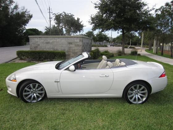 2007 Jaguar XK-Type 8:24 car images available