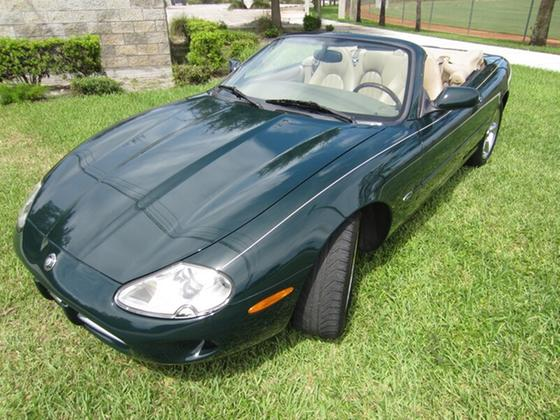 1998 Jaguar XK-Type 8:24 car images available
