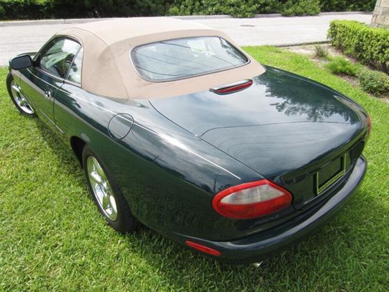 1998 Jaguar XK-Type 8