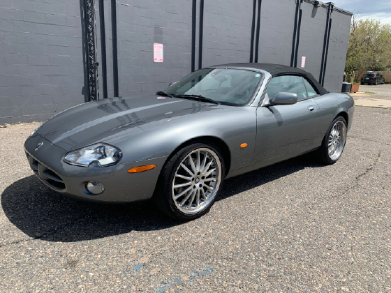 2004 Jaguar XK-Type 8:17 car images available