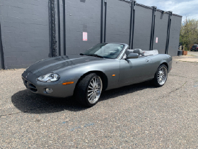 2004 Jaguar XK-Type 8