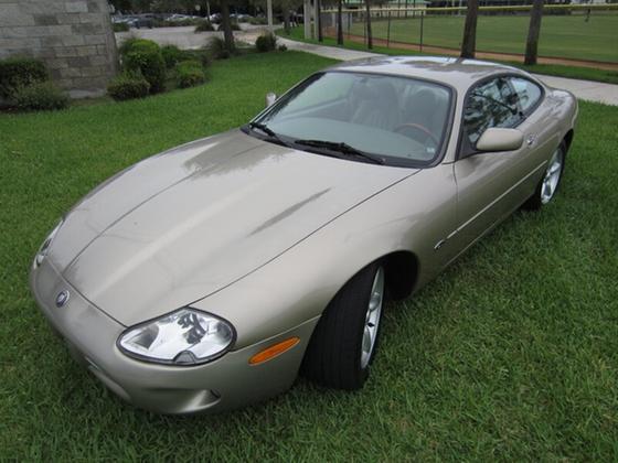 1997 Jaguar XK-Type 8:20 car images available