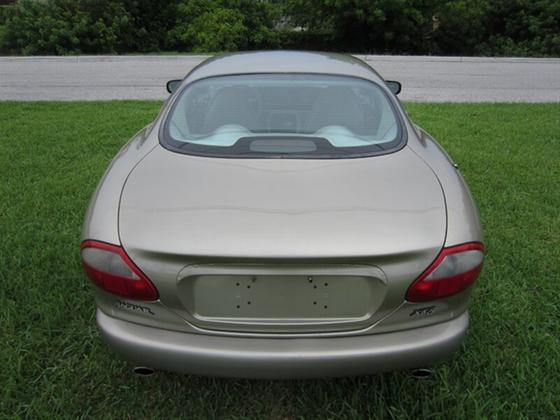 1997 Jaguar XK-Type 8