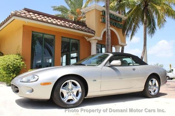 1999 Jaguar XK-Type 8:6 car images available