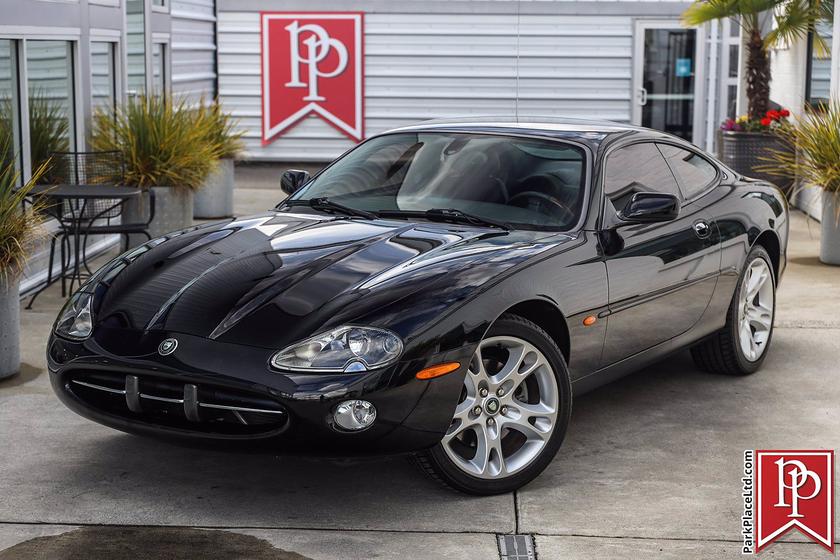 2003 Jaguar XK-Type 8:24 car images available