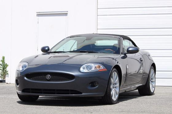 2007 Jaguar XK-Type Luxury Convertible:24 car images available