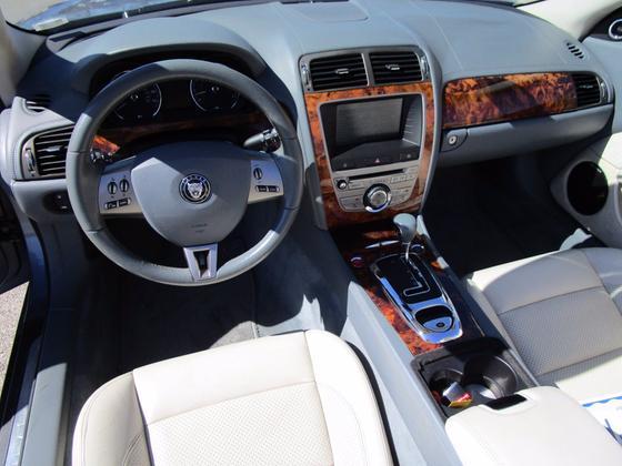 2009 Jaguar XK-Type Luxury Convertible