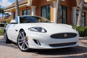 2014 Jaguar XK-Type Luxury Coupe:24 car images available