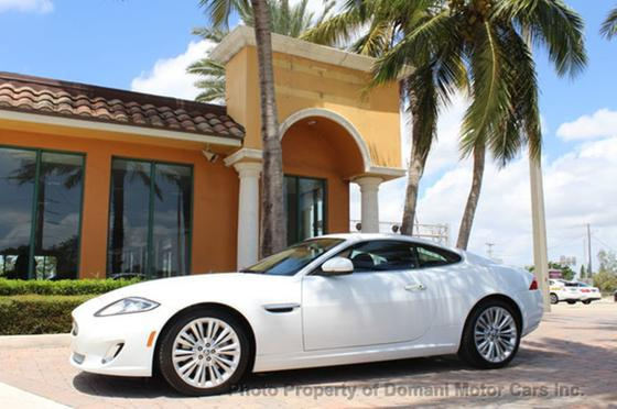 2012 Jaguar XK-Type Luxury Coupe:24 car images available