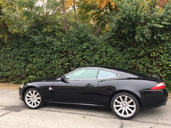 2008 Jaguar XK-Type Luxury Coupe:6 car images available
