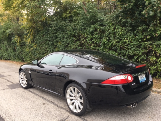 2008 Jaguar XK-Type Luxury Coupe