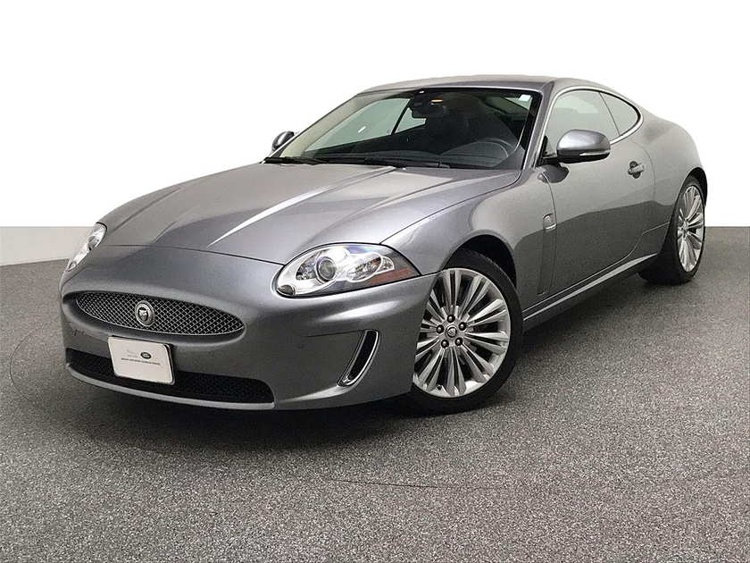 2011 Jaguar XK-Type Luxury Coupe:24 car images available