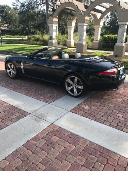 2008 Jaguar XK-Type R Portfolio