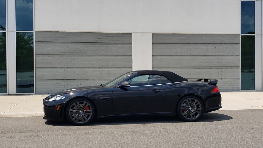 2013 Jaguar XK-Type R-S:24 car images available
