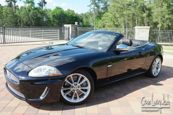2011 Jaguar XK-Type R:24 car images available