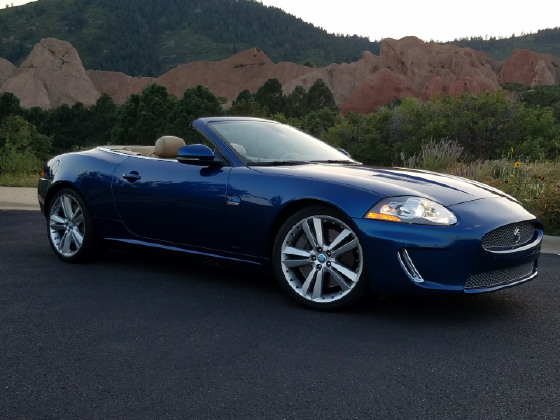 2011 Jaguar XK-Type R