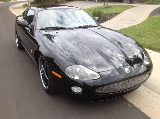 2005 Jaguar XK-Type R
