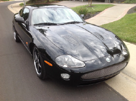 2005 Jaguar XK-Type R:13 car images available