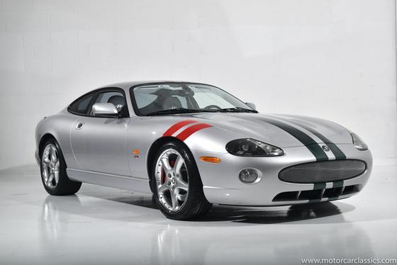 2005 Jaguar XK-Type R:24 car images available