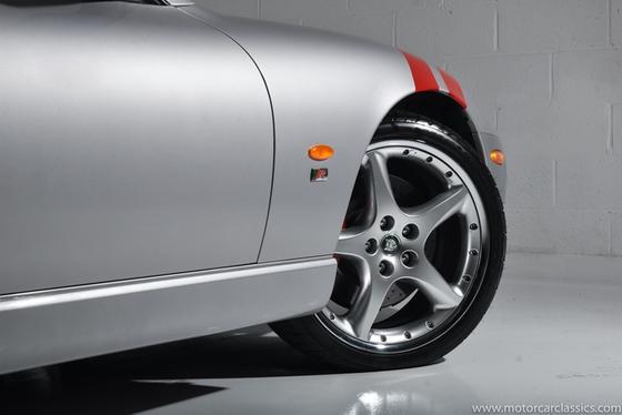 2005 Jaguar XK-Type R