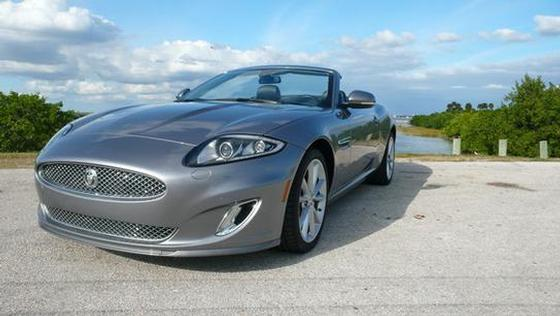 2013 Jaguar XK-Type Touring:6 car images available