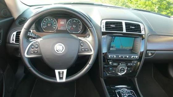 2013 Jaguar XK-Type Touring