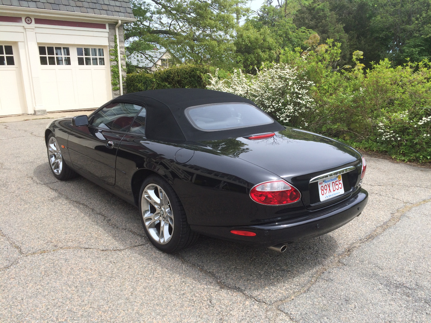 2003 Jaguar XK-Type Touring