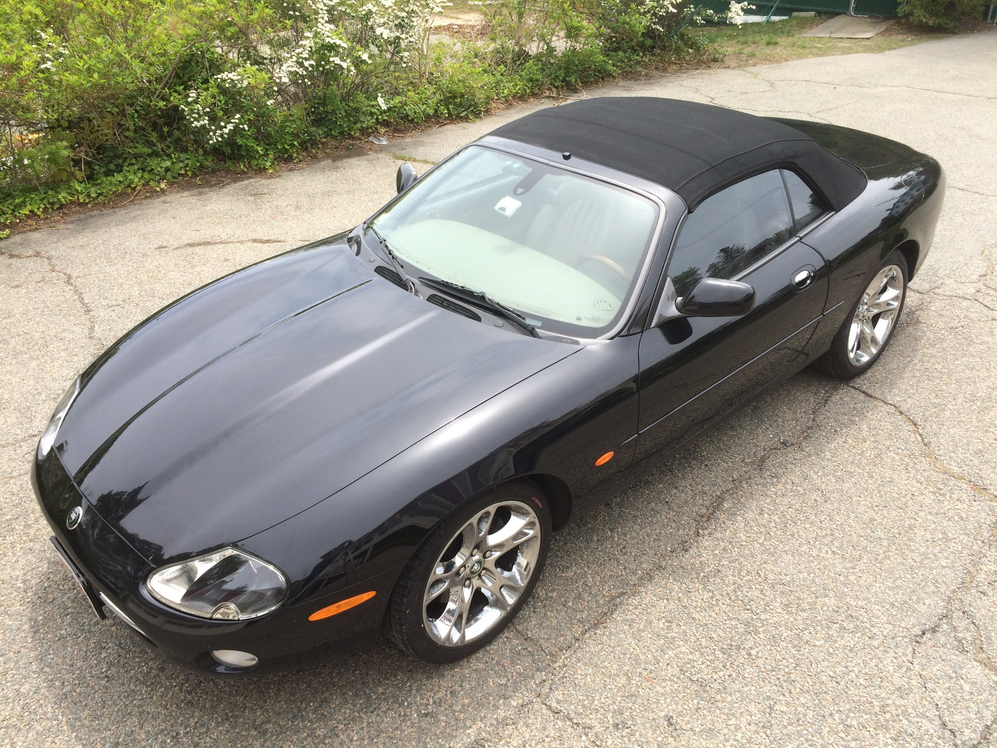 2003 Jaguar XK-Type Touring:6 car images available