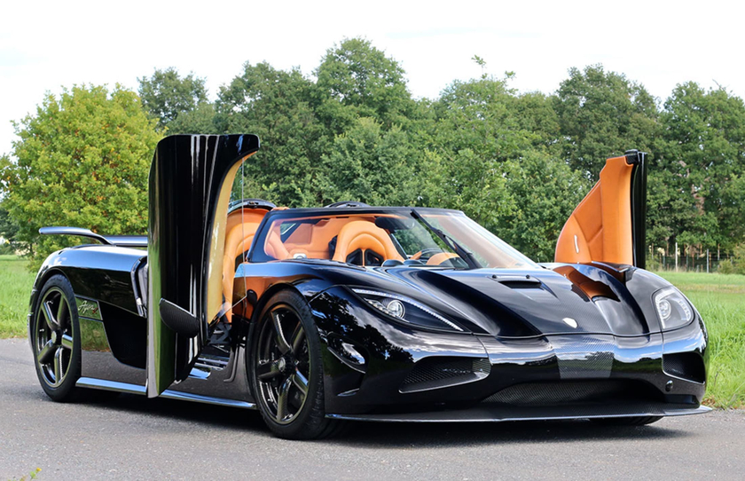 2014 Koenigsegg Agera R:8 car images available