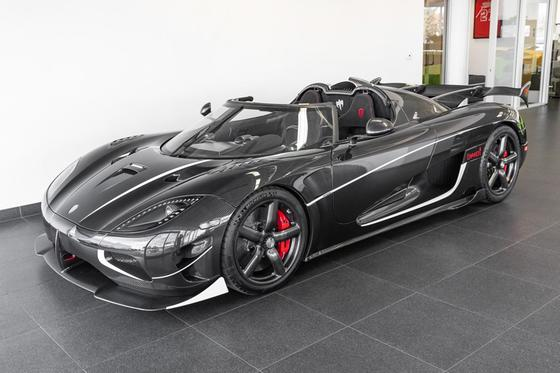 2018 Koenigsegg Agera RS:24 car images available