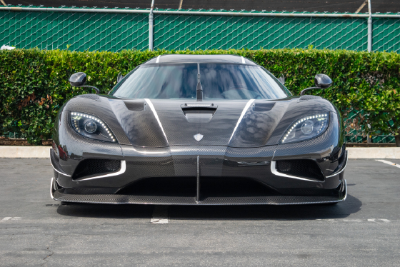2018 Koenigsegg Agera RS:7 car images available