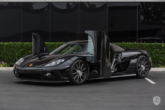2008 Koenigsegg CCX :10 car images available