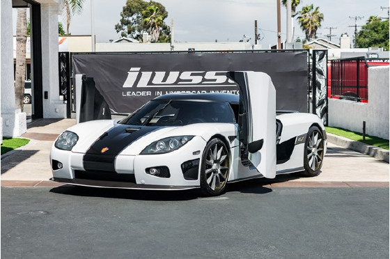 2008 Koenigsegg CCX :9 car images available