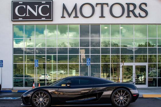 2008 Koenigsegg CCX :24 car images available