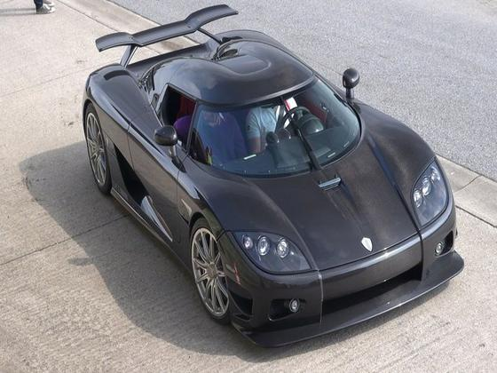 2008 Koenigsegg CCX Edition:2 car images available