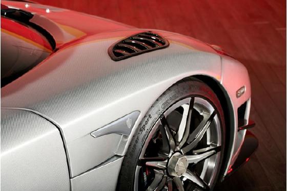 2010 Koenigsegg CCX R Trevita