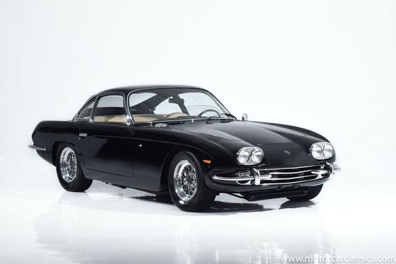1967 Lamborghini 400 GT 2+2:24 car images available