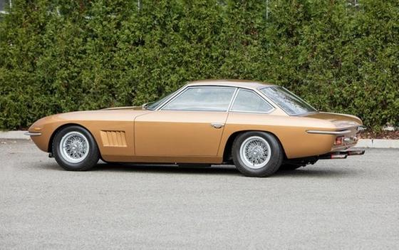 1968 Lamborghini 400 GT 2+2