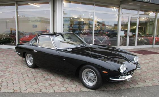 1967 Lamborghini 400 GT:8 car images available