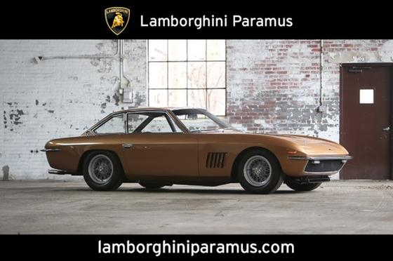 1968 Lamborghini 400 GT:24 car images available