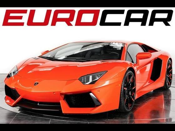 2012 Lamborghini Aventador :14 car images available