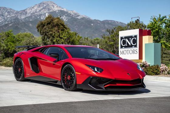 2016 Lamborghini Aventador :24 car images available